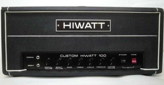 ハイワット ギターアンプ・ヘッド CUSTOM 100