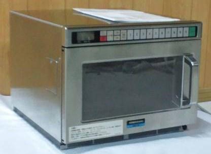 ホシザキ 業務用電子レンジ HMN-18A 2009年製