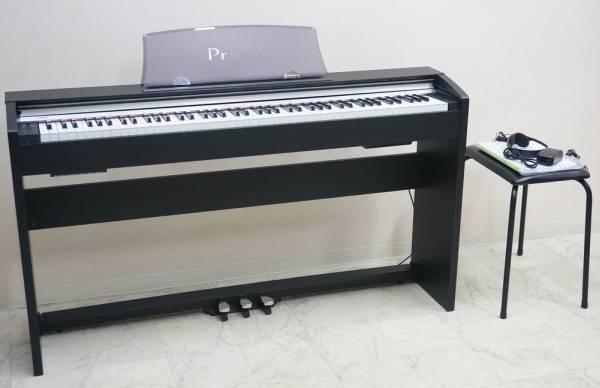 CASIO Privia PX-730 10年製 88鍵盤 電子ピアノ