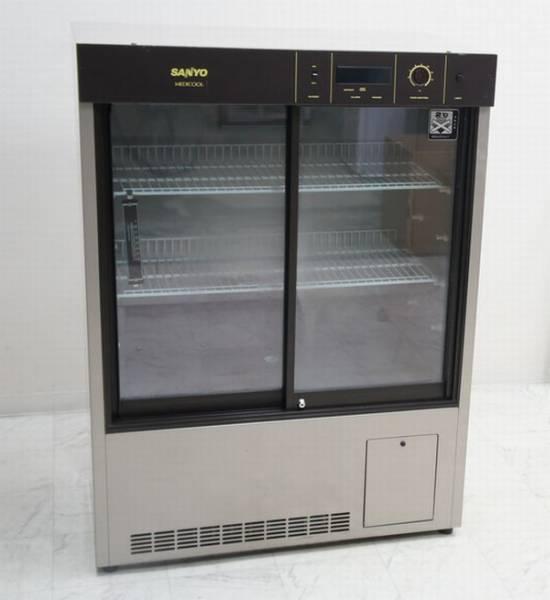 サンヨー 薬用冷蔵ショーケース MPR-161