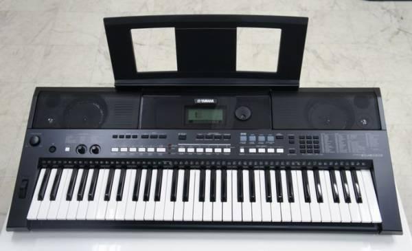 YAMAHA/電子キーボード/PSR-E433/2013年製/美品
