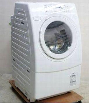 AQUA ドラム式洗濯乾燥機 AQW-DJ6100-R