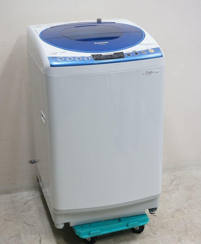Panasonic 7.0kg洗濯乾燥機 NA-FS70H6
