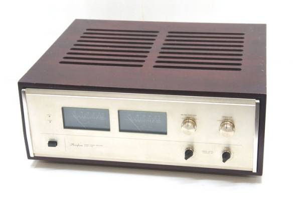 Accuphase ステレオパワーアンプ P-260