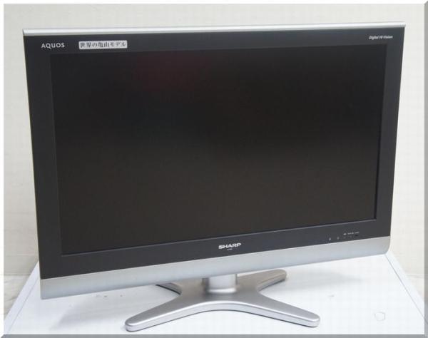 SHARP 32V型液晶テレビAQUOS LC-32E5
