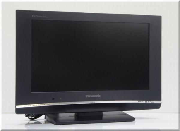 Panasonic 20V型液晶テレビ VIERA TH-20LX80-H