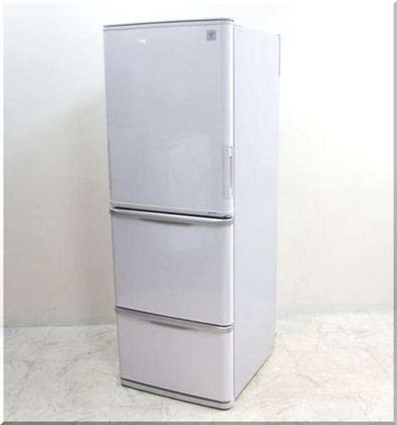SHARP どっちもドア冷蔵庫 SJ-PW35A-C