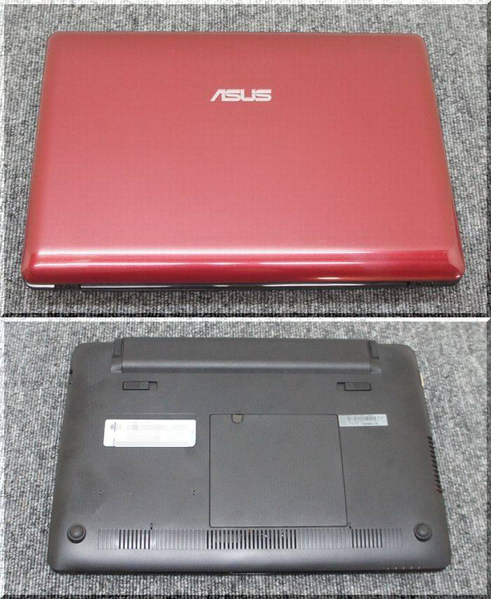 ASUS ノートパソコン Eee PC「1215T-RD」