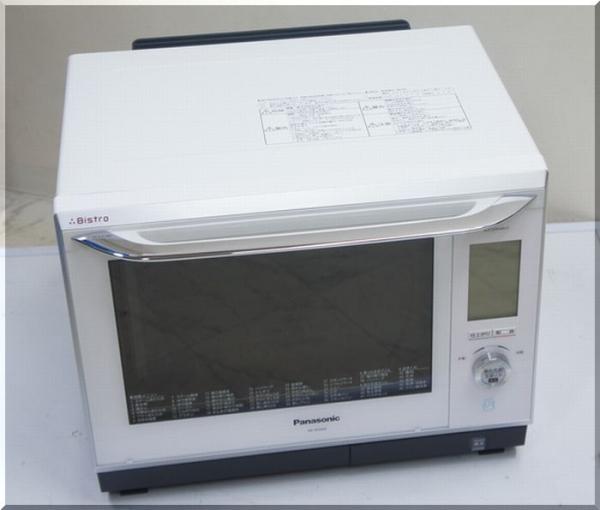 Panasonic スチームオーブンレンジ NE-BS900-W