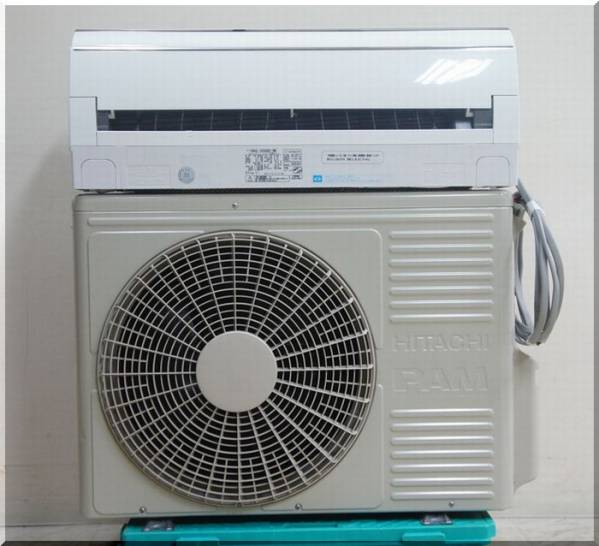 日立 ルームエアコン RAS-S56B2(W)