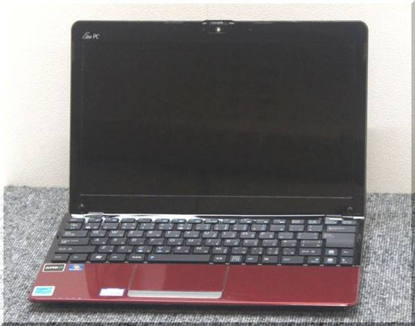 ASUS ノートパソコン Eee PC「1215T-RD」 7HP/320GB/2GB