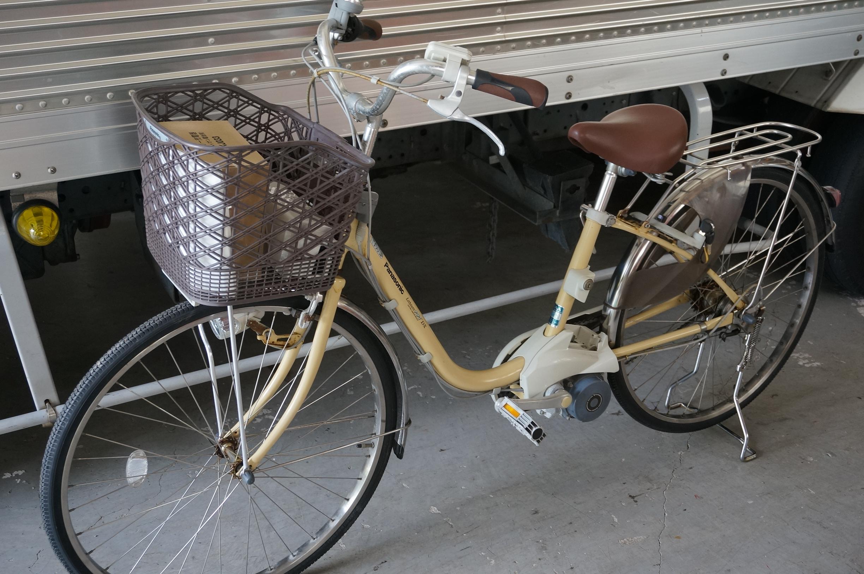パナソニック 電動自転車 VIVI DX