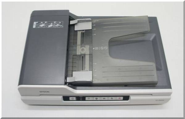 EPSON  A4スキャナ  GT-D1000