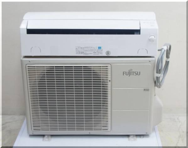 富士通 4kwルームエアコン AS-J40E-W