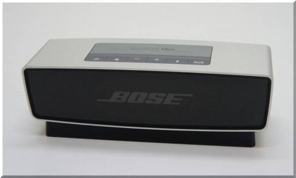 BOSE ポータブルワイヤレススピーカー「SoundLink Mini」