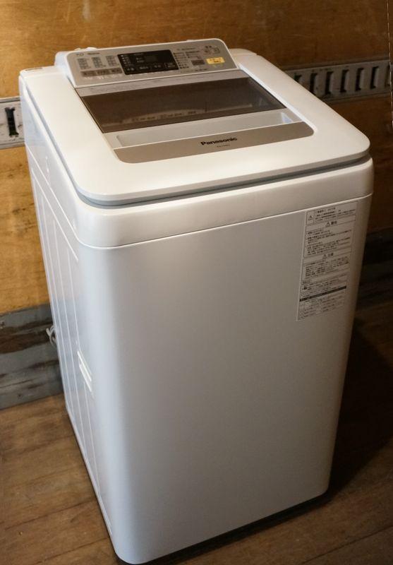 パナソニック 7.0kg洗濯機 NA-F7AE2-S